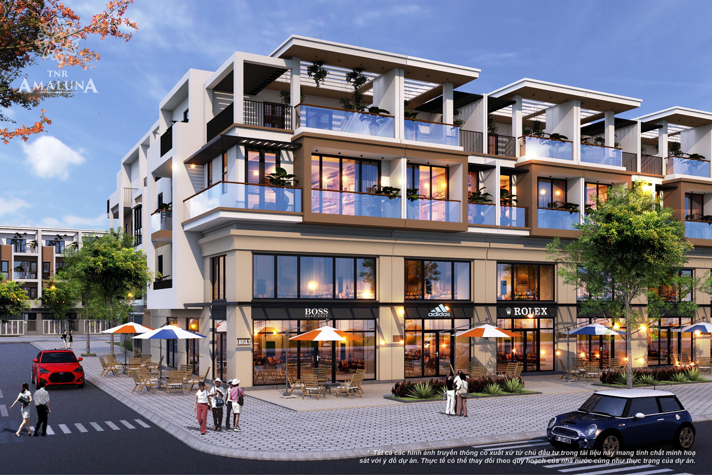 Những ưu thế của nhà phố thương mại tại Trà Vinh - Dự án nhà phố, biệt thự,  đất nền, căn hộ...